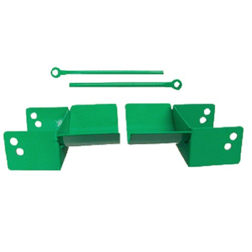 Intrepid International Metal Jump Cups, Green (Horse Jump Cups compare prices)