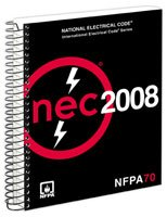 2008 NEC Codebook - Spiral-bound - NFPA - WM-2669-08 - ISBN: B0013UXI0A - ISBN-13: