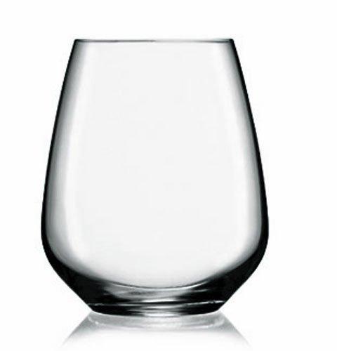 Luigi Bormioli Prestige 23-1/4-ounce Cabernet/Merlot Tumbler, Set of 4 (Cabernet Wine Glasses Bormioli compare prices)