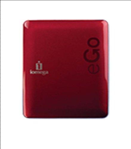 Iomega 34887 EGO Compact RED HardDisk