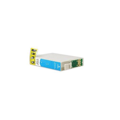 Alternativ zu Epson C13T12924010 / T1292 Tintenpatrone Cyan (13,00 ml) für Epson Stylus SX 230 / 235 / 235 W / 420 W / 425 W / 430 W / 435 W / 438 W / 440 W / 445 W / 525 WD / 535 WD / 620 FW Stylus Office B 42 WD / BX 305 F / BX 305 FW / BX 305 FW Plus / BX 320 FW / BX 525 WD / BX 535 WD / BX 625 FWD / BX 630 FW / BX 635 FWD / BX 925 FWD / BX 935 FWD