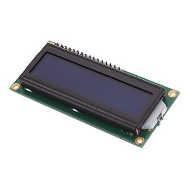 "Luo Iic / I2C Serial 2.6"" Lcd 1602 Module Display For Arduino (Works With Official Arduino Boards)"