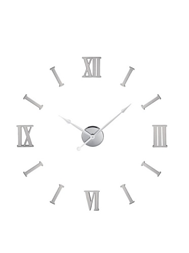 Diy Metal Wall Clock-Roman Numeral, suggested 30-Inch
