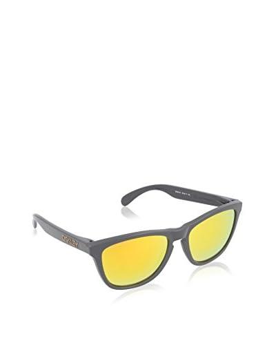 Oakley Gafas de Sol Frogskins Mod. 9013-901331 Gris Oscuro