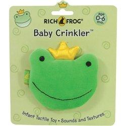 Rich Frog Crinkler