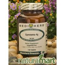MediHerb Gymnema 4g 120 Tablets
