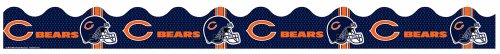Eureka Chicago Bears Deco Trim