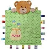 Peek a Boo Blanket Bear Cub Taggies