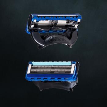 Die Gillette Fusion ProGlide Systemklingen