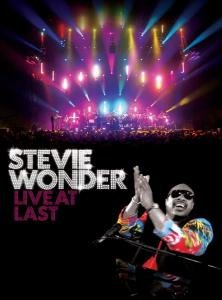 Stevie Wonder - Live at Last - Zortam Music