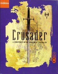 Crusader : A Conspiracy In The Kingdom of Jerusalem