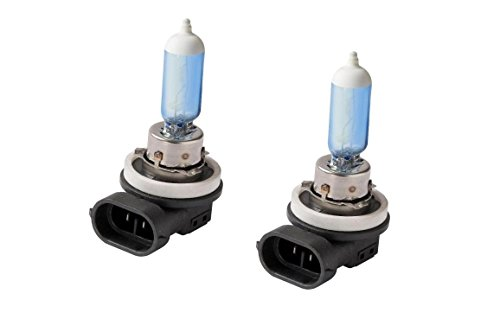 Putco 230011MW Pure Halogen Headlight Bulb - Mirror White - H11 (Pair) (Toyota Yaris 2007 Mirror compare prices)