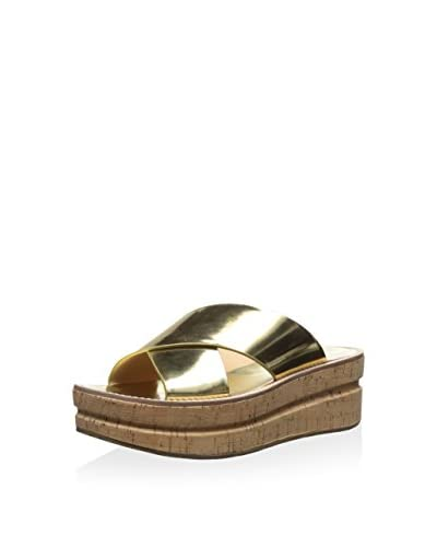 Belle by Sigerson Morrison Women's Almas Flatform Sandal