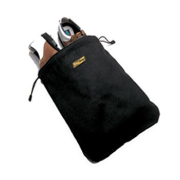 Bag Boy Sp-150 Shoe Pouch- Black