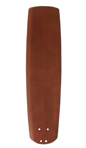 Emerson B79WA Hand Carved Wood Blades, 31-Inch Long, 6.5-Inch Wide, Walnut, Set of 5