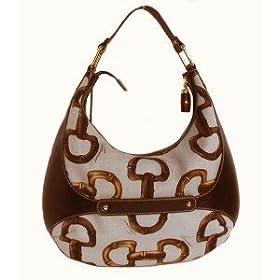 Gucci Handbags (Cream) 152468 Horsebit Senna Amalfi Hobo Bag