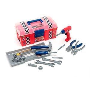 Disney Cars Tool Box Amazon Co Uk Toys Amp Games