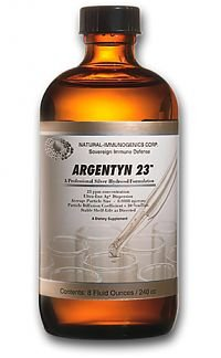 Allergy Research Group - Argentyn 23 Liquid 8 Fl.Oz. - 240ml