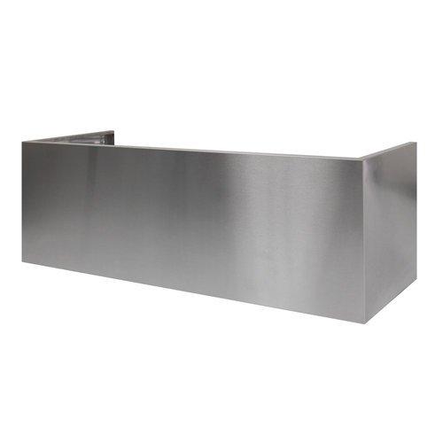 "Windster Ra-3536Dc 36"" Duct Cover For Ra-35 Range Hoods, Na front-636937"