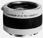 Tamron Sp Af 2X Pro Teleconverter For Canon Mount Lenses (Model 300Fca)