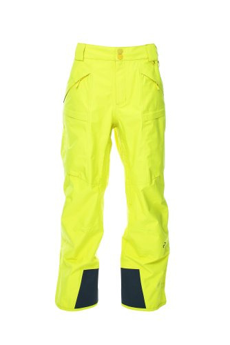 Powderhorn Herren 50835 Gore-Tex Skihose Blizzard Green Sheen - L