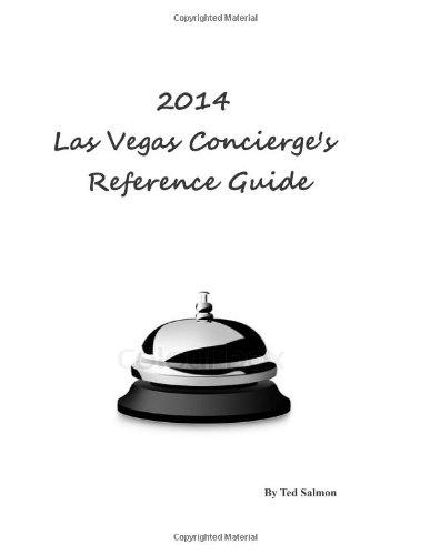 2014 Las Vegas Concierge Reference Guide