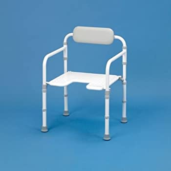 Uni-Frame Foloding Shower Chair from Homecraft