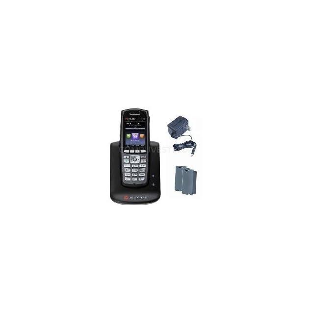 Polycom Spectralink 8440 Wireless VoIP Phone Black Bundle