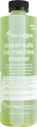 Nu-Calgon 428734 Ice Machine Cleaner 16 oz (Ice Maker Cleaner compare prices)