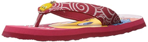Tweety Tweety Girl's Eva Flip (Red)