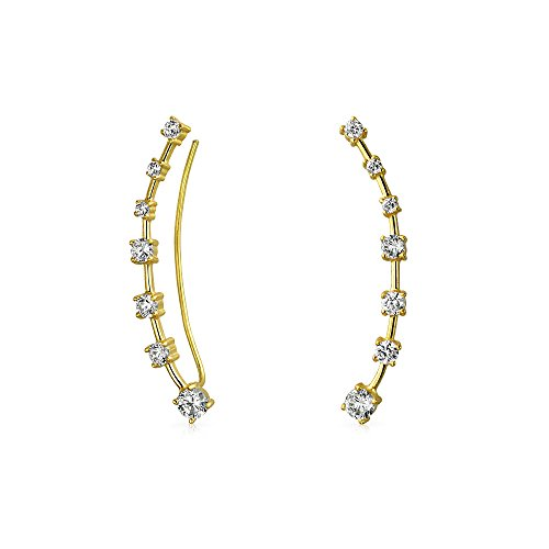 bling-jewelry-925-silver-zirconia-cubique-moderne-oreille-les-broches-a-chenilles-plaque-or