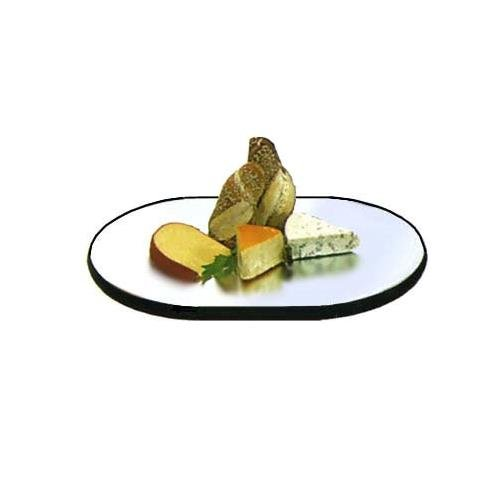 Mirrored Wood Tray front-1033865