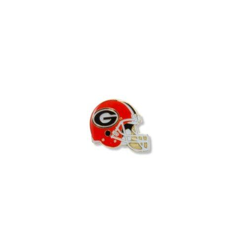NCAA Georgia Bulldogs Helmet Pin (Georgia Bulldog Pendant compare prices)