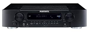 Marantz NR1501 Slim Line Home Theater Receiver (Discontinued by Manufacturer)