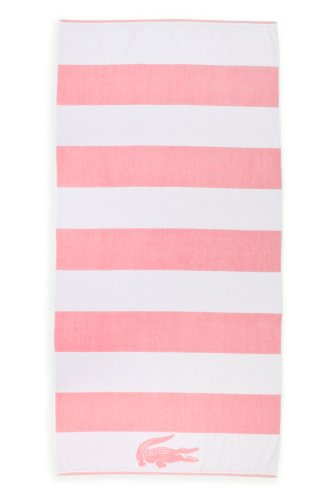 Bold Striped Beach Towel