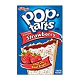 Kelloggs Pop Tarts Frosted Strawberry