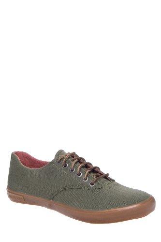 Seavees Men's Hermosa Plimsoll Bocce Sneaker