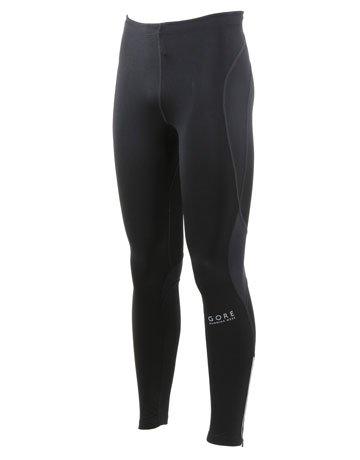 Gore Flash 2.0 Running Wear Men's Tights - Black
