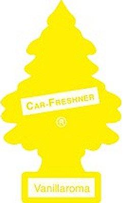 Car Freshner Corp Vanilla Air Freshener (Pack Of 24) U1 Auto Air Fresheners (Yellow Air Freshener compare prices)