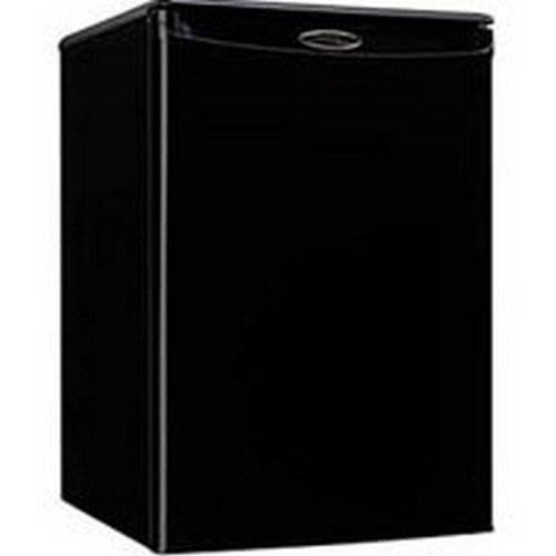 Find Discount Danby DAR259BL 2.5-Cu. Ft. Designer Compact All Refrigerator, Black