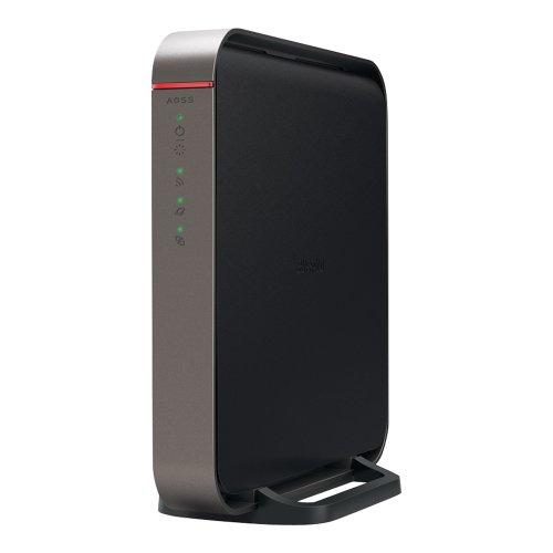 BUFFALO 11n/a/g/b 450 plus 450 Mbps Wireless LAN base station WZR-900DHP2
