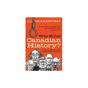 who killed canadian history thesis