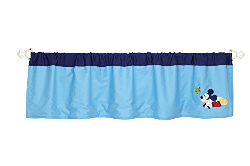 Disney My Friend Mickey Window Valance - 1