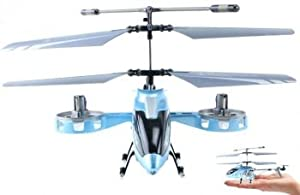 4ch F103 Fire Wolf Mini RC Helicopter Metal Series with Gyro