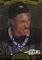 Kimera Bartee Minnesota Twins 1995 Upper Deck SP Autographed Hand Signed Trading... by Hall of Fame Memorabilia