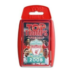 Liverpool Fc Top Trumps 2008 from Liverpool