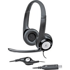 Logitech Clearchat Comfort Usb (Computer / Headsets & Microphones)