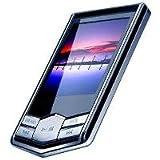 AnMount Mp4 Player Mp3 Players New 16gb Slim LCD Screen PMP Video Media Fm Radio