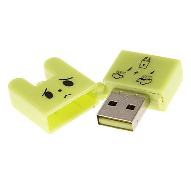 Zcl Usb 2.0 Memory Card Reader (Red/Yellow/Green) , Red