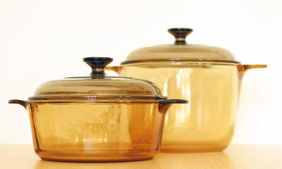 Glass-Ceramic Pot Set (4 pieces)